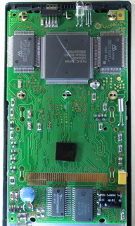 Repairing Intermittent Key Of The Hp 48g And Memory Upgrade